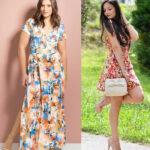 Combinar de Patrones de vestidos Largos , punto rayas , playeras