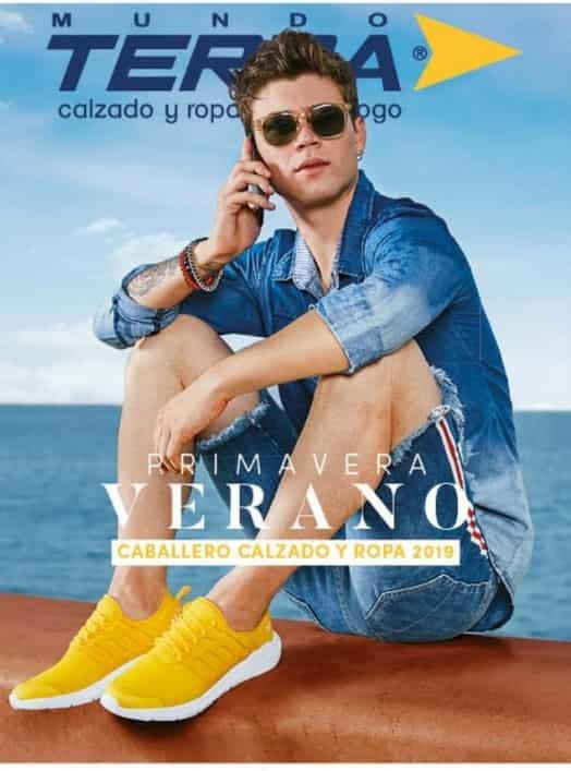 5fd43ecb7388 Catalogo de zapatos caballeros de mundo terra PV 2019