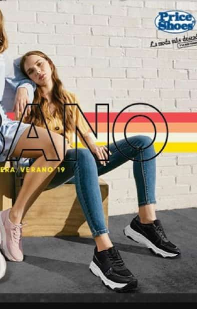fc2f5e66 Catalogo Price shoes zapatos urbano 2019 primavera verano