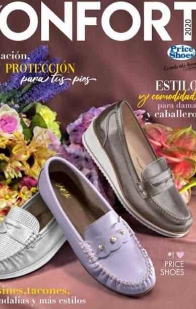 Catalogo Price Shoes confort 2020   Moda