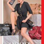 Catalogo de Bolsos de Moda cklass 2021 PV
