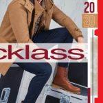 Catalogo de zapatos Cklass caballero 2021 PV