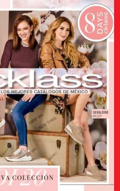 Catalogo Cklass 8days confort 2020 OI