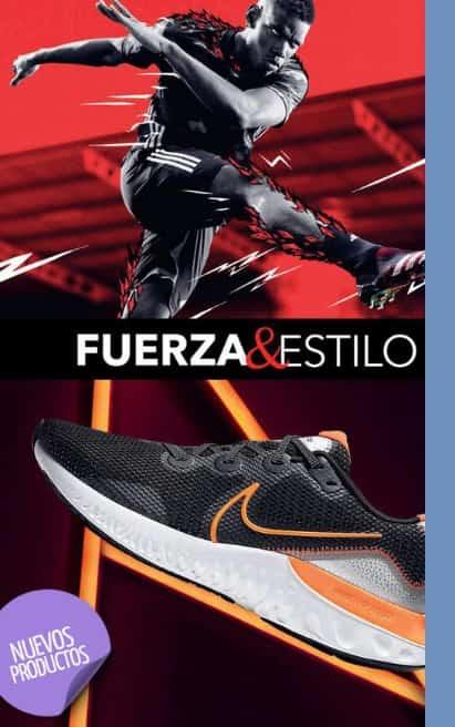 Catalogo Andrea Adidas zapatillas 2020