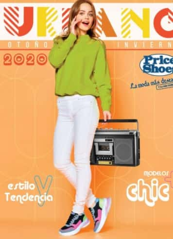 Catalogo Price shoes  zapatos urbano