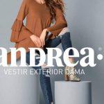 Catalogo Ropa Andrea Otoño Invierno 2020  Vestir