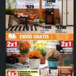 Catalogo Home Depot Mexico Pisos Marzo 2021