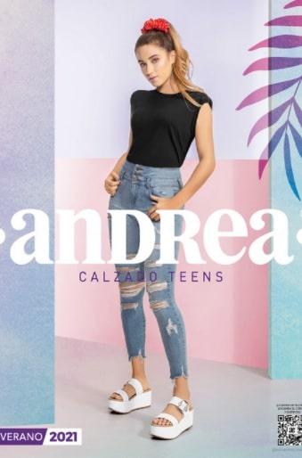 Catalogo Andrea teens 2021   En linea