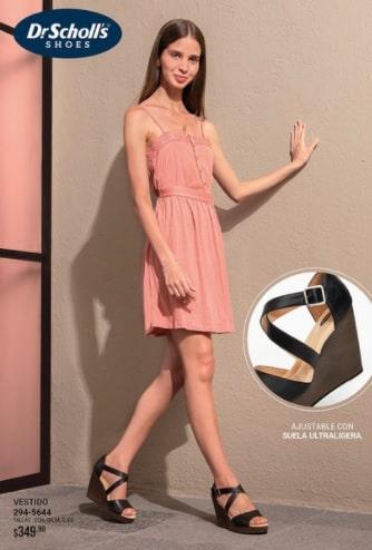 catalogo Dr schoolls Shoes Andrea verano 2021