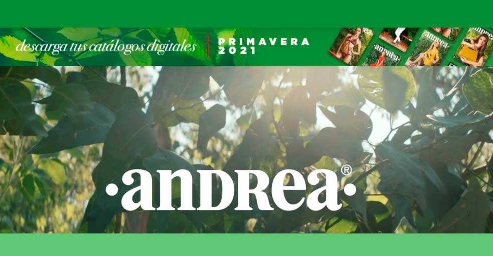 Catálogos ANDREA 2021
