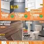 Catalogo Home depot Mexico en linea Mayo 2021