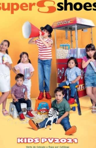 Catalogo Super Shoes 2021 Ropa niños