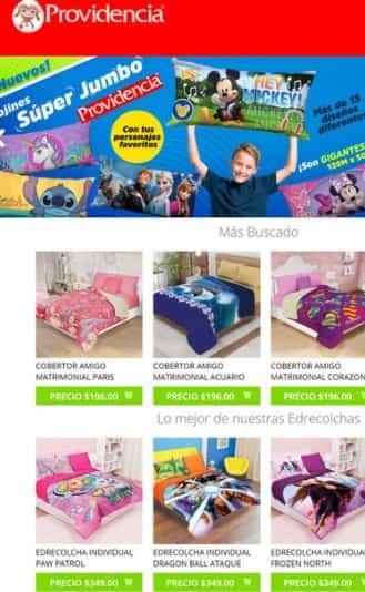 Catalogo providencia cobertores 2021
