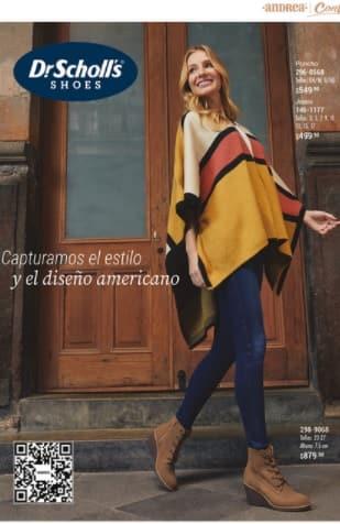 catalogo Dr schoolls Shoes Andrea Otoño Invierno 2021