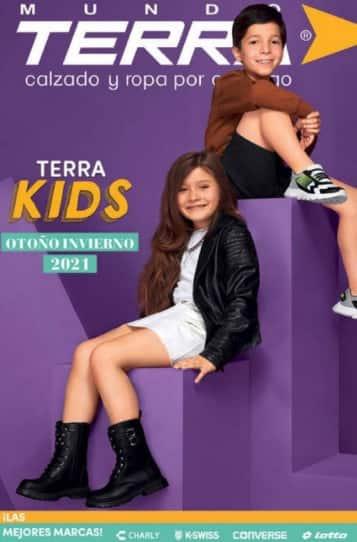 Catalogo Mundo terra kids Otoño Invierno 2021