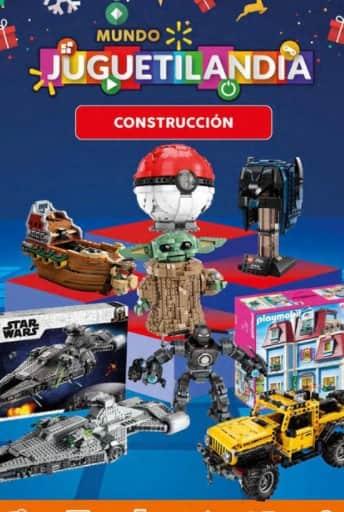 catalogo Walmart en linea Mexico Octubre 2021 juguetilandia