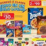 Catalogo Walmart mexico Horarios Agosto 2021