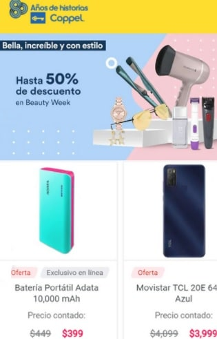 Catalogo Coppel  Mexico  | Octubre 2021
