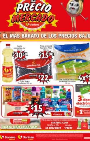 Catalogo Soriana Mercado Octubre 2021